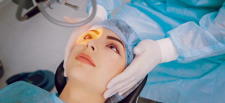 Лазерная коррекция зрения бесплатно по ОМС