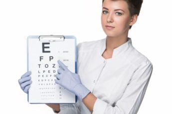 Офтальмолог по ОМС